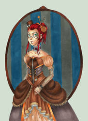 Steampunk Duchess