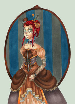 Steampunk Duchess