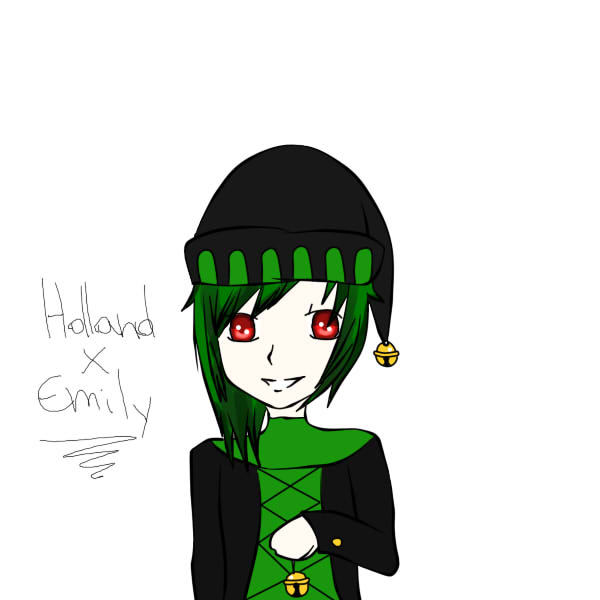Crack Baby 6: HollandxEmily by MidoriKuro-chan10