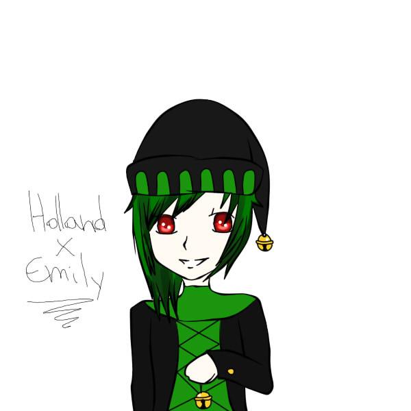 Crack Baby 6: HollandxEmily by MidoriKuro-chan10