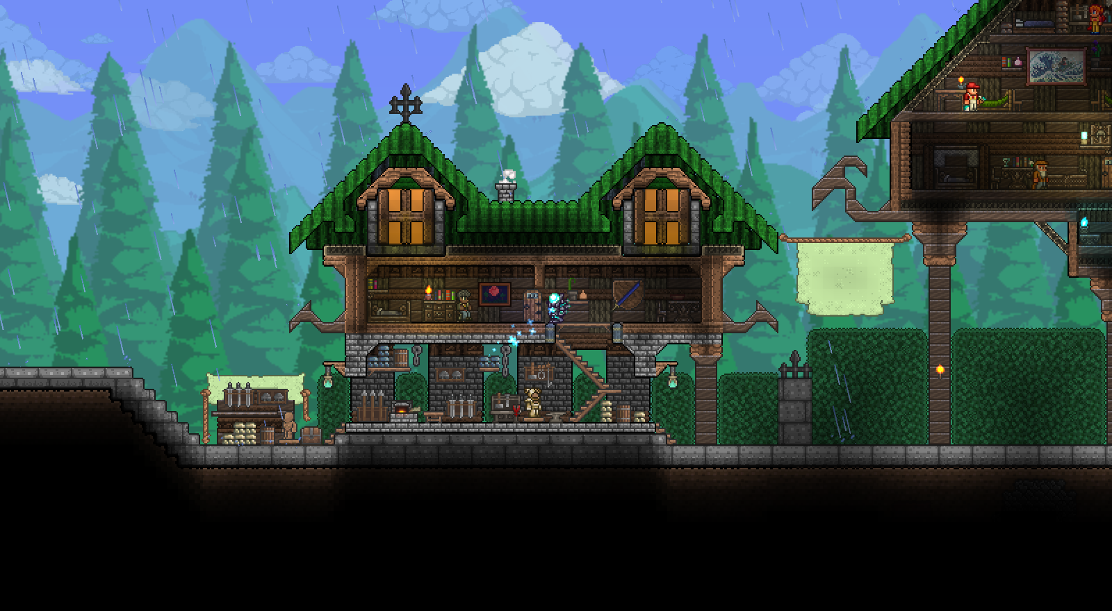 Doctor S House Garden Room