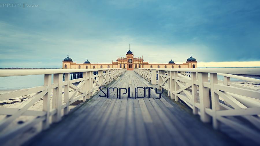 Simplicity 2560x1440 by JackCSmith