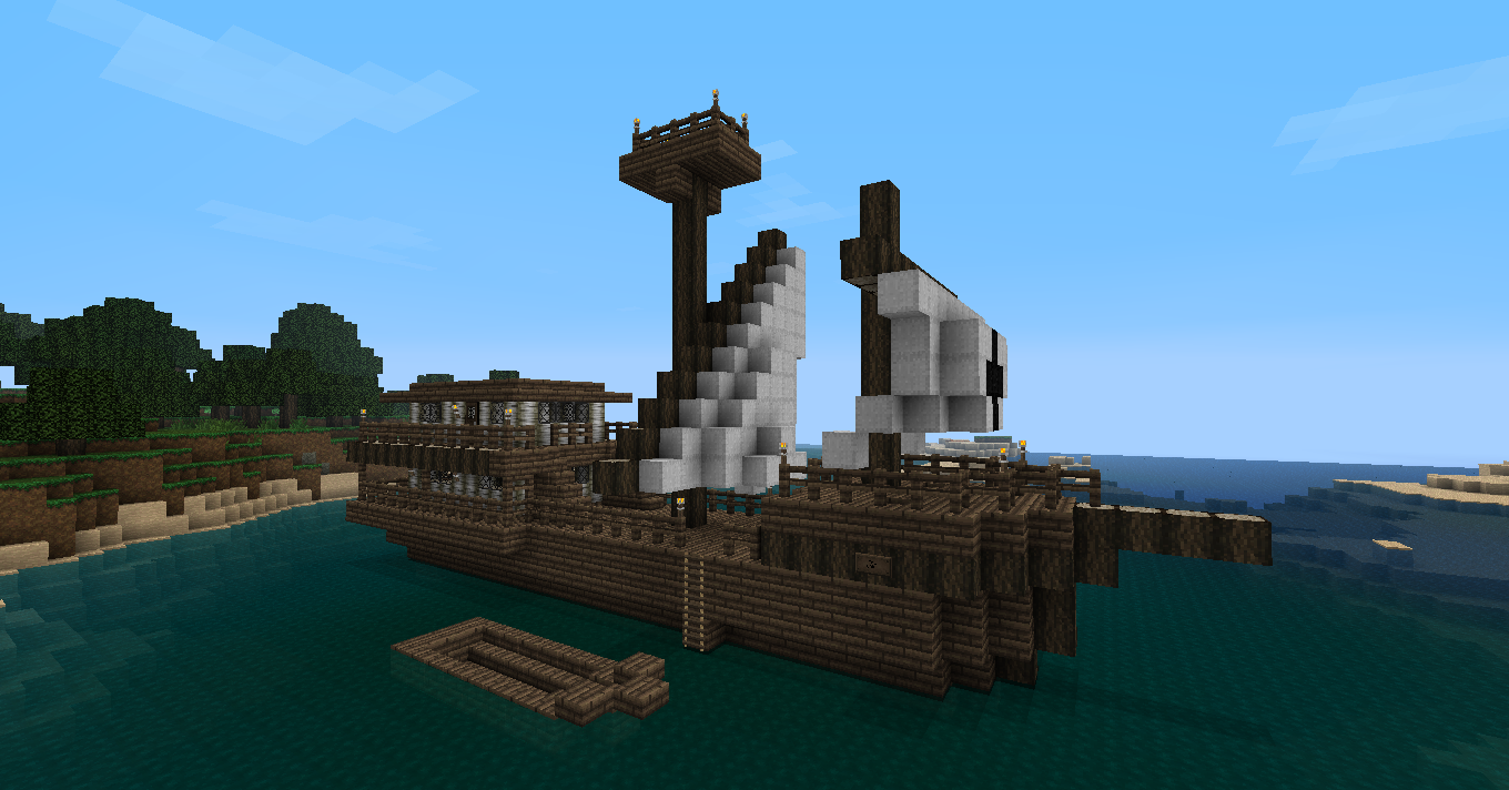 Boat Minecraft How To Craft