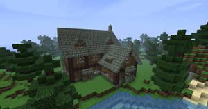 Grand Victorian 'Minecraft' by NiegelvonWolf