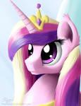 Royalty Portrait - Princess Me Amore Cadenza