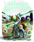 Don't Mess with Littlepip [Fallout Equestria]