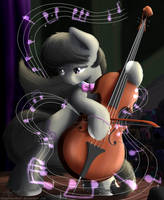 Octavia So Mellow 2015 Redraw (With Video) by NiegelvonWolf