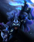 The Phases of Luna