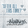 Always. by x0sandylicious0x