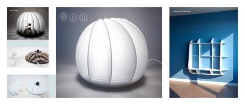 Orbit Lamp by Lavoi