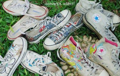 my buluk's converse by MadeByMita