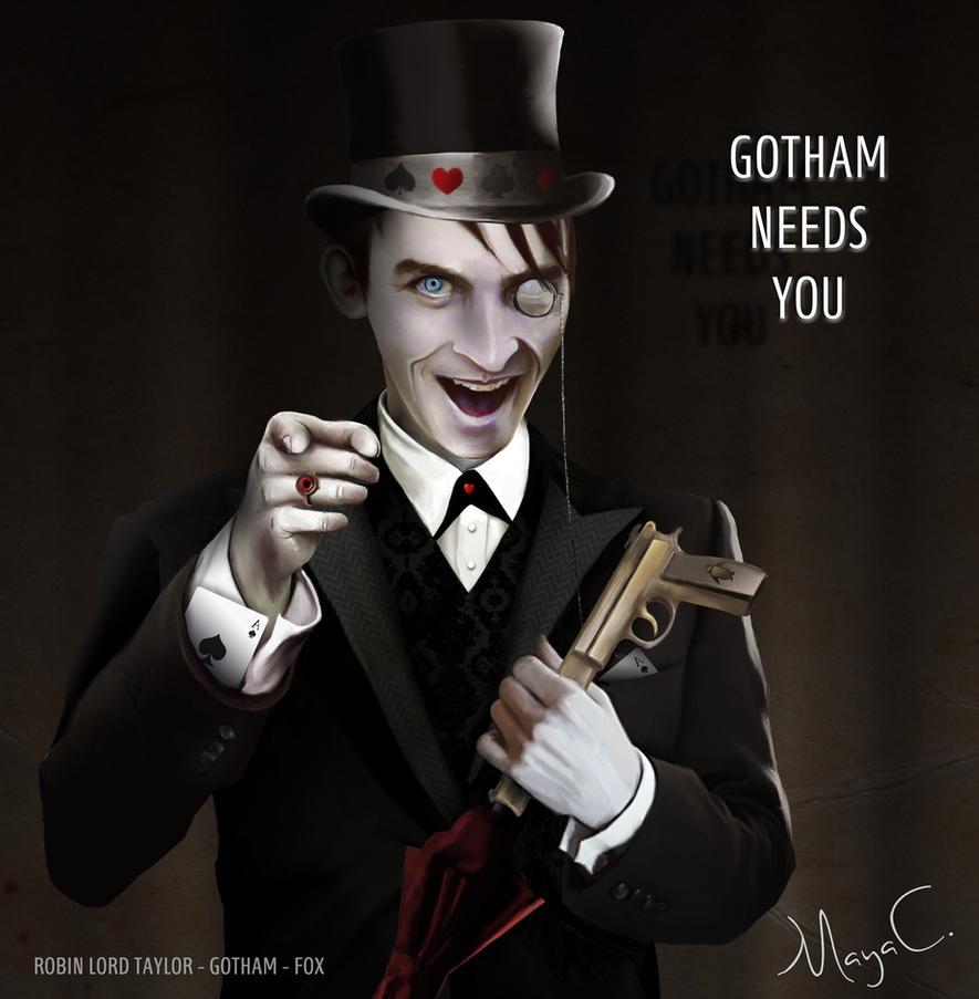 Gotham Needs You By Mayacobblepot On Deviantart