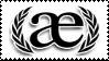 Encyclopedia Dramatica - white stamp (MIRROR) by TofuTefuTofy