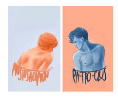 Achilles and Patroclus by neverland-magic