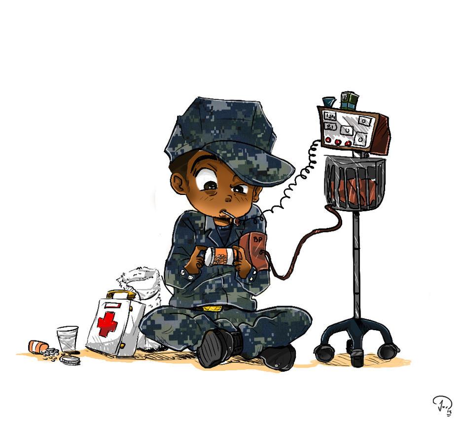 Corpsman Vitals by JohnWRoberts