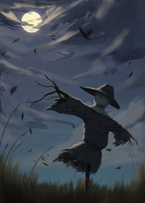 Scarecrow by Naundeeey