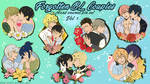 Boy's love / YAOI themed pins PRE-ORDER by deicus4ever