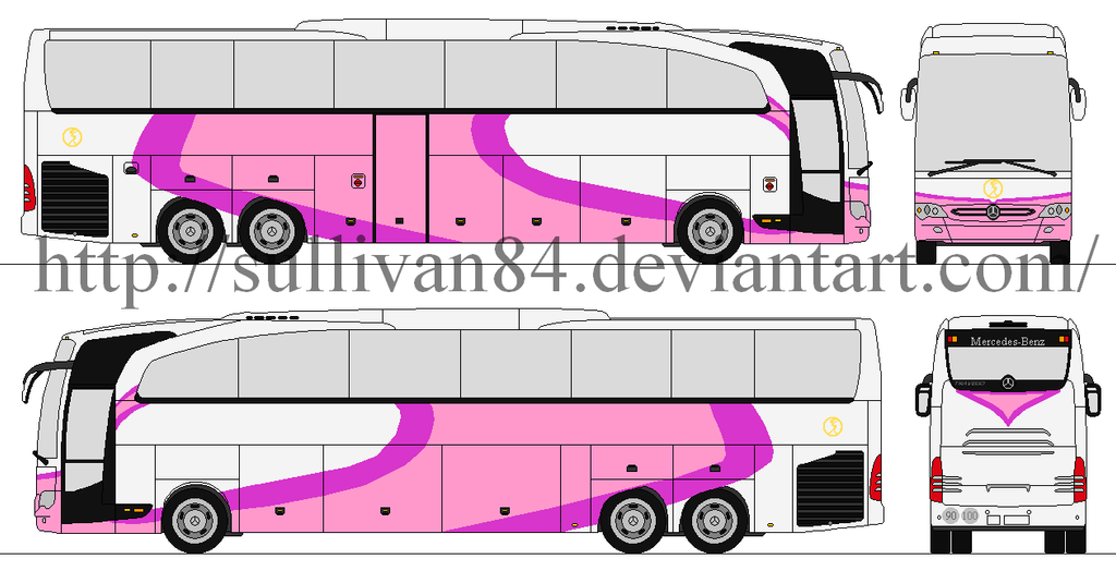 Mercedes Travego Keijo by sullivan84