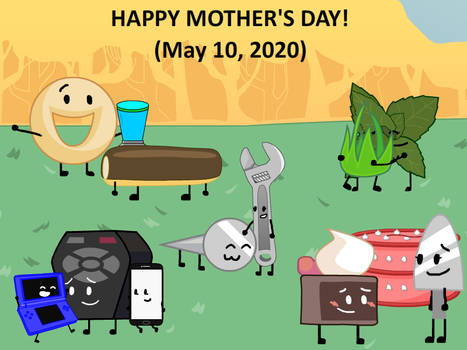 Happy Mother's Day! (2020)