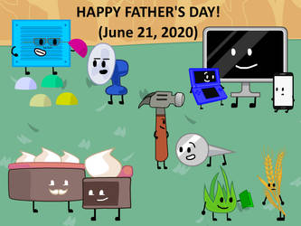 Happy Father's Day! (2020)
