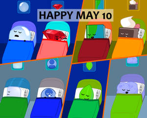 Happy May 10th (2021) ft. The BFDI Show