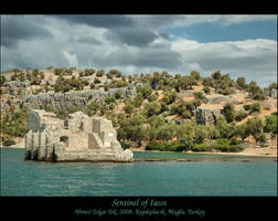 Sentinel of Iasos by thespis1
