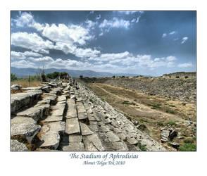 The Stadium of Aphrodisias by thespis1