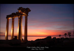 The temple of Apollo in Side 3 by thespis1