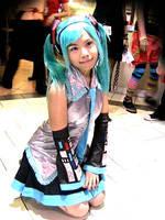 Hatsune Miku Cosplay by BeaAraneta