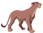 #4 Lioness adoptable (100 points) CLOSED