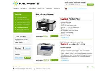 Kadatronas by DevGhOsT