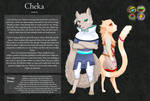 Cheka Race Sheet