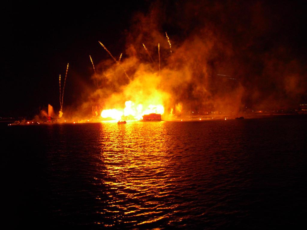 Explosion 1 by wafreeSTOCK