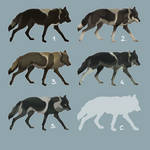 (CLOSED) Wolves