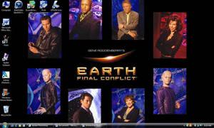Earth Final Conflict Desktop
