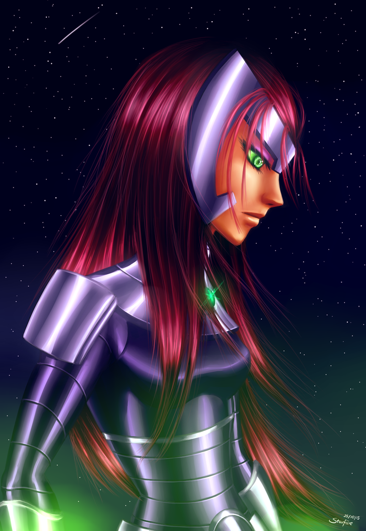 Starfire - The Prize by Alienlina