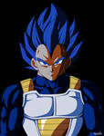 Ultra Blue Vegeta