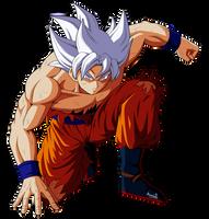 Farewell Goku...