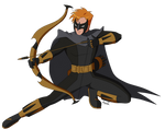 NW Dark Archer png by Alienlina