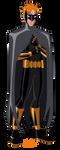 Dark Archer night palette by Alienlina