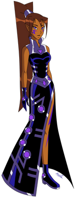 Sci-fi dress