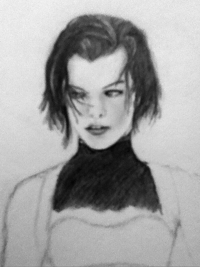 Resident Evil Retribution Alice Milla Jovovich By Moemanreese