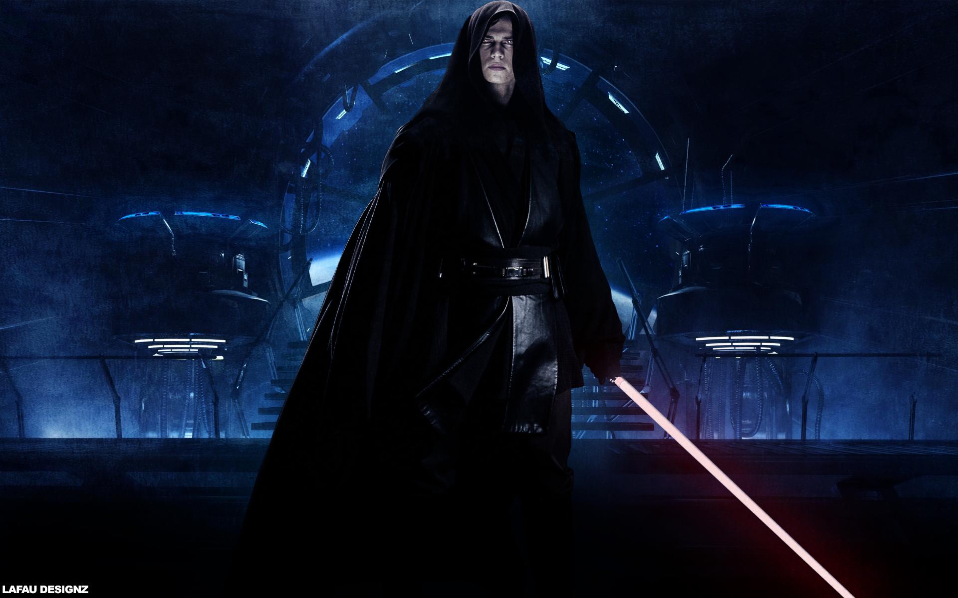 Star Wars Anakin Skywalker Wallpaper: Anakin Skywalker // Star Wars // Wallpaper By Lafaudesignz