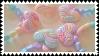 Bracelets of friendship | stamp by Astronaut-Bixy