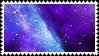 Galaxy | stamp