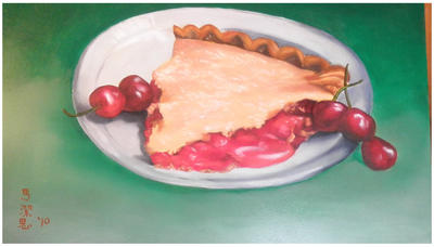 cherry pie by jiesi
