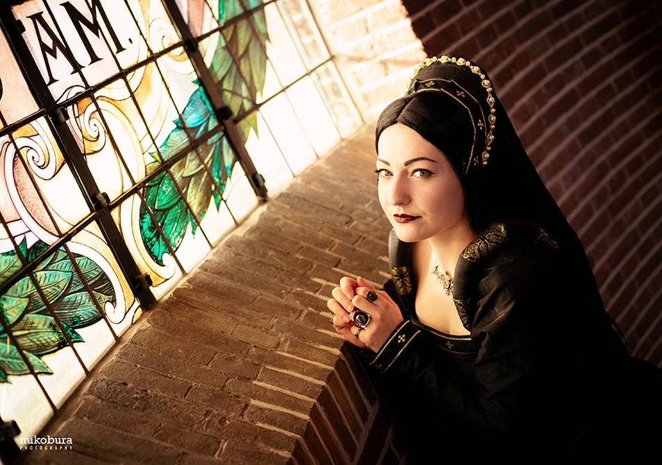 Tudor Queen by Miko-Bura