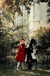 Rozen Maiden by Miko-Bura