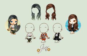Girl's Generation (Snsd) Pack by Jinx-ix