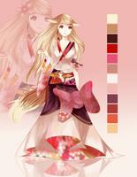 Hanami + Nekomimi by Jinx-ix